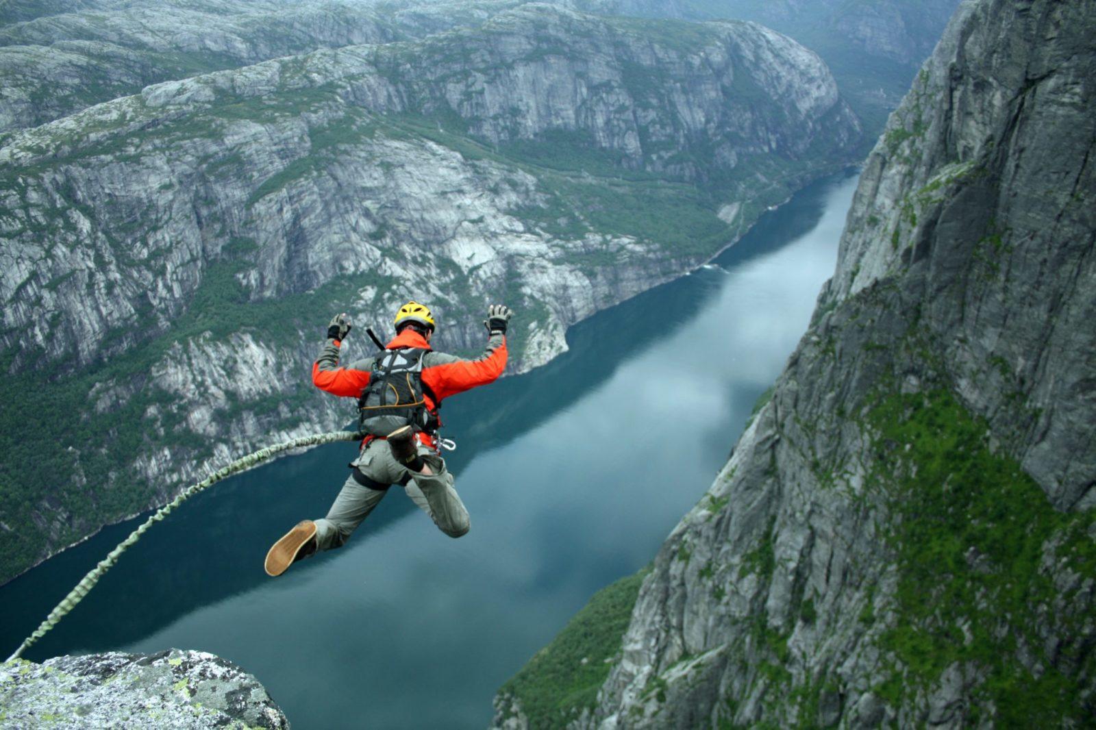 Bungee Jumping - Adrenalin in der Luft | Rahmenprogramme